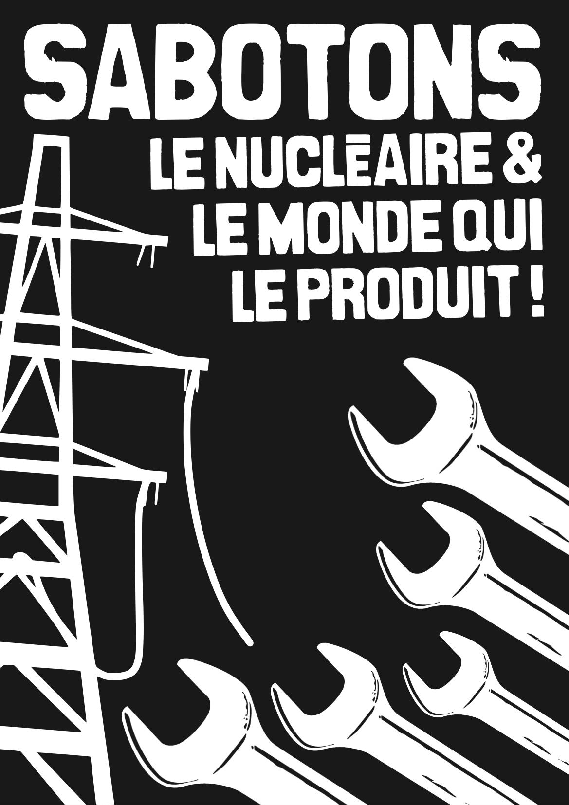 """Résultat de recherche d'images pour """"association contre le nucléaire et son monde"""""""