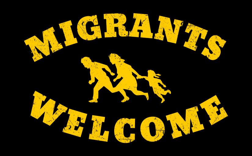 Migrants Welcome II